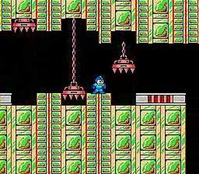 MegaMan 2 complete video walkthrough (part 1 of 5)