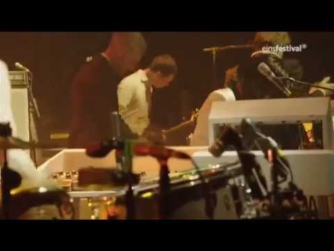Lcd Soundsystem - Jump Into The Fire Live