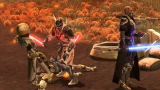 Star Wars_ The Old Republic - Sith Krieger Fortschritt Video