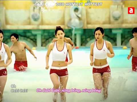 [vietsub + Kara] 2pm Ft. Snsd - Cabi Song - Everland Caribbean Bay Cf (a-star.org) video