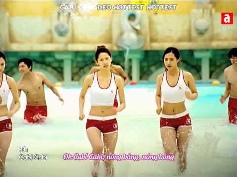 download lagu Vietsub + Kara 2PM Ft. SNSD - Cabi Song gratis