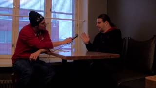 CANNIBAL CORPSE Frontman Interviewed In Finland