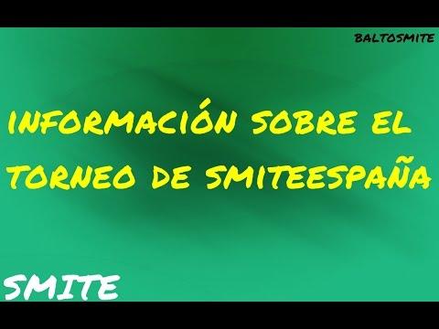 Información sobre el torneo de Smite España | BaltoSmite