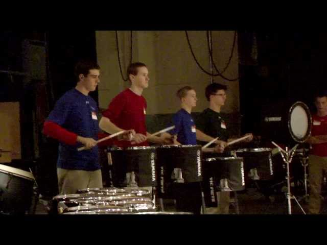 Day of Percussion 2013 - Testimonials