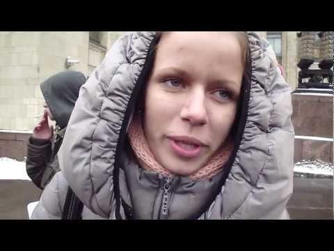 Белый круг МИД, 26 февраля 2012г. Нашисты