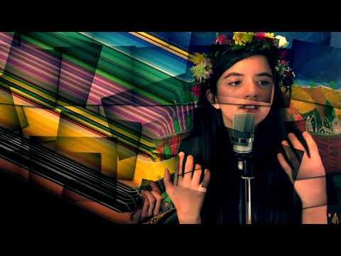 Angelina Jordan sings (Wake Me Up)  April 2018 Avicii