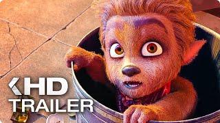 MONSTER FAMILY Trailer (2018)