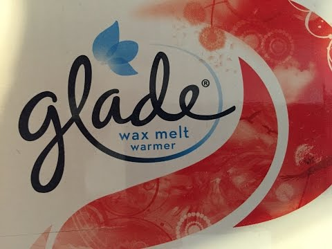 glade electric wax warmer how to turn on