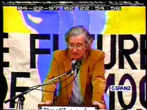 Noam Chomsky: Critique of Madisonian Democracy