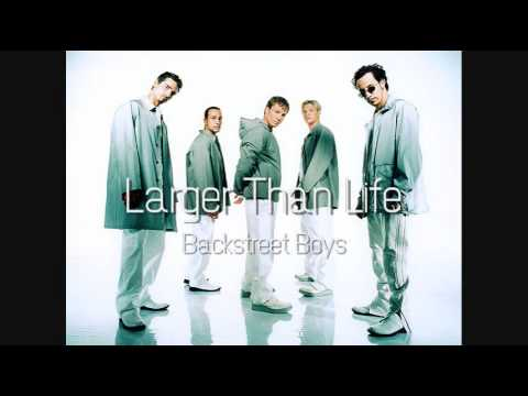 Backstreet Boys - Larger Than Life (hq) video