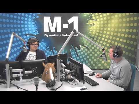 M-1 RYTO ŠOU anekdotai 11 19