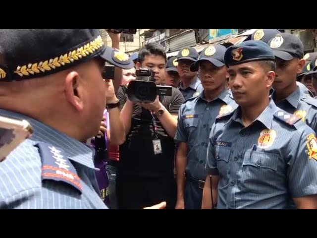 Bato tells Sona cops: Practice maximum tolerance