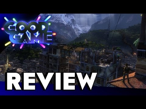 Good Game Review - Uncharted: The Nathan Drake Collection - TX: 13/10/2015