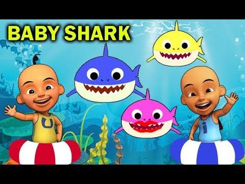 Baby Shark Dance Upin Ipin Terbaru Menyanyi dan Menari bersama Upin dan Ipin