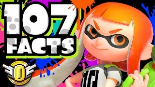 107 Facts About Splatoon! - Super Coin Crew