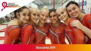 Mondiale Stoccarda 2019 - La Road to Tokyo dell'Artistica femminile