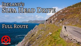 ☘️ Scenic Slea Head Drive on Ireland's Dingle Peninsula 2K - Full Loop