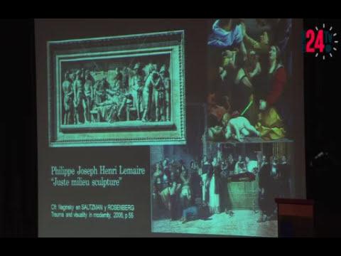 Luis Montero, Los funerales de Atahualpa y el academicismo del siglo XIX. Marco I. Cabrera Hernández