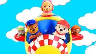 Mejores Videos Para Niños - Paw Patrol Spaceship Peppa Pig Fun Videos For Kids