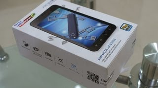 Karbonn A30 unboxing and review