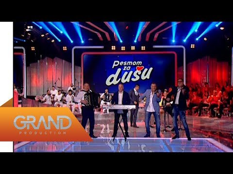 Elvis I Pedja - Ciganska Krv Kolo - PZD - (TV Grand 18.10.2017.)