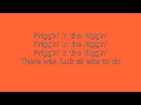 Sex Pistols - Friggin In The Riggin