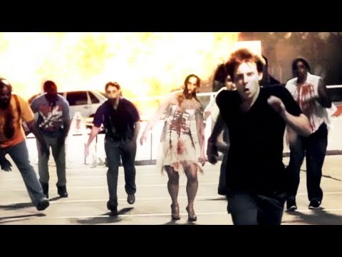 Zombies (Justin Bieber - &quot;All Around The World&quot; Parody)