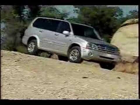Suzuki Xl7 2010. 2005 Suzuki XL7.