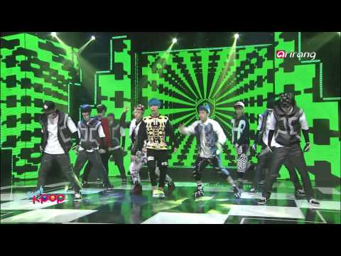 Simply K Pop Ep106 M.O.A AlphaBAT GOT7 LIP SERVICE Melody Day BTS BESTieLADIES' CODEBoys Republic