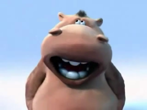 Perro e Hipopótamo cantando