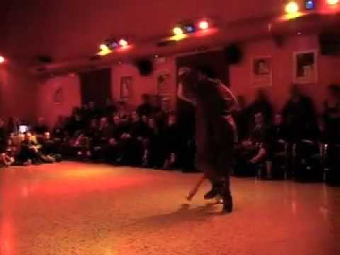 Armando Orzuza & Nuria Martinez at Milonga Caldine, Firenze Video