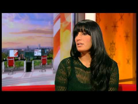 Sam Owen Interview 1 - BBC Breakfast Show - BBC1 - 21st December 2013