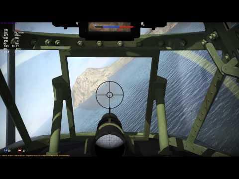 War Thunder - Dauntlessness // Iwo Jima Event // SBD-3