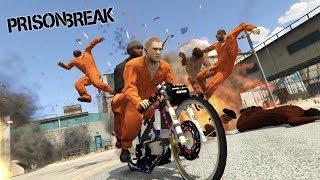 ไมเคิล สกอฟิลด์...แผนลับแหกคุกนรก!! (GTA 5 Mods)
