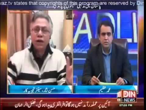 Pakistani Mullah's are responsible for crisis in Pakistan by Hassan Nisar