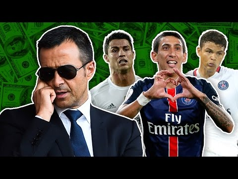 Top 10 Most Powerful Football Agents