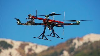 Sport Quad V3.1 Aerial Video Quadrotor Platform - RCTESTFLIGHT -