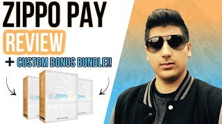 Zippo Pay Review - ✋STOP✋ Don't Buy Without My CUSTOM Bonuses!