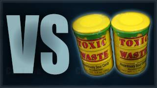 The Toxic Waste Candy Challenge