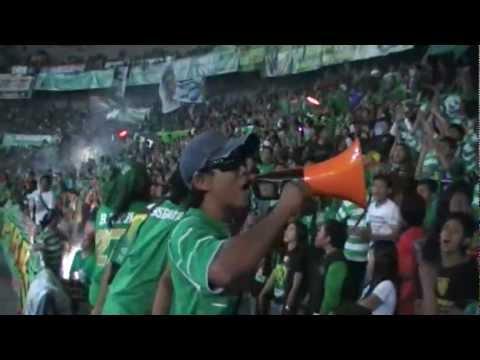 Capo Tribun Green Nord 27 - Bonek suporter Persebaya