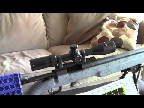 Remington 700 SPS Tactical Range Report & 600 Yard Shots
