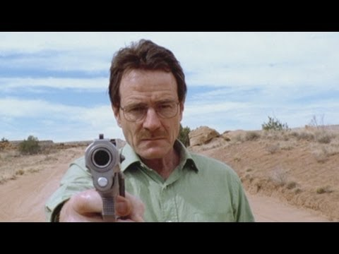 Vince Gilligan on Bryan Cranston as Walter White
