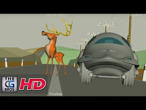 """CGI 3D Behind The Scenes HD: """"Wildlife Crossing"""" - by 3Bohemians"""