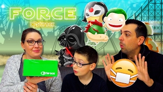 UN MASQUE MARIO ORIGINAL ! 1up box Unboxing 😷