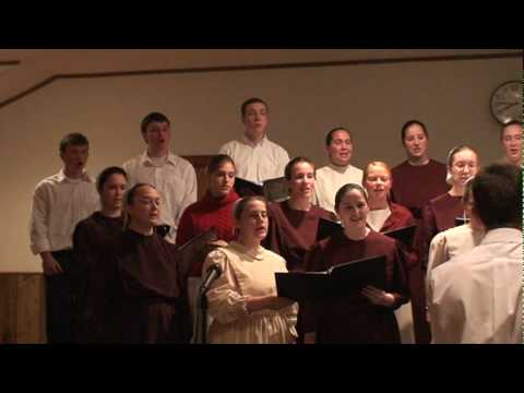 Joy to the World the Lord is Come. (Acapella)