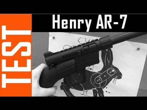 Henry AR-7 Accuracy Testing