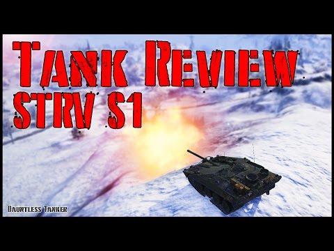 World of Tanks // Tank Review // STRV S1 // Is It Worth It?