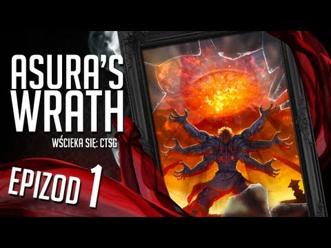 Asura's Wrath - #01 - Coming of a New Dawn