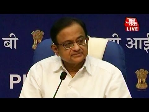 P Chidambaram on his interim budget report