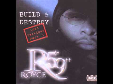 Royce Da 59 - In the Presence of Wolves